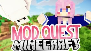 A New Friend | Mod Quest Custom Adventure | Ep. 1