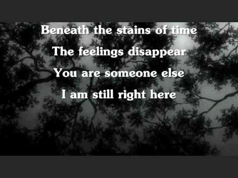 Leona Lewis - Hurt (Lyrics)