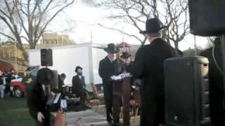 Rabbi Zev Cohen   Birchas HaChama speech