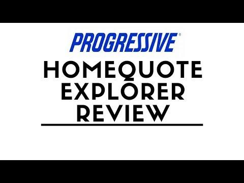 Progressive Home Quote Review