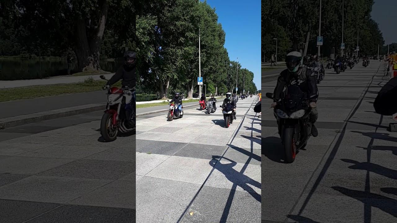 Motorrad Demo Nürnberg