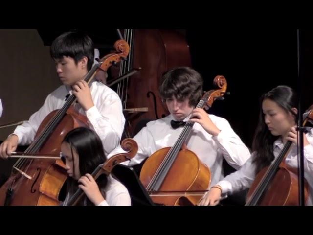 15 Holmes Advanced Orchestra La Folia Corelli