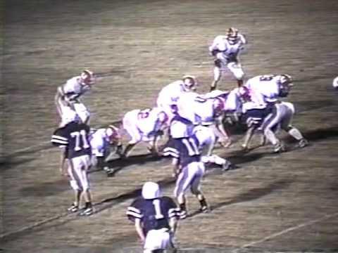 Pleasant Valley High School vs White Plains 1996 Football