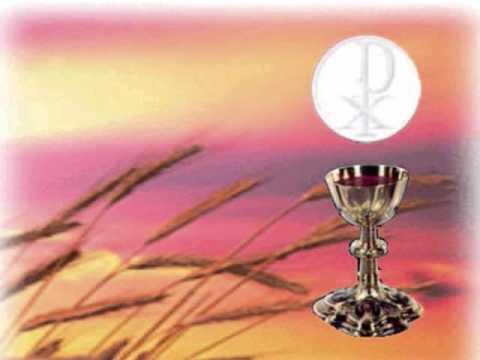 Eucaristia, ceia do amor.wmv