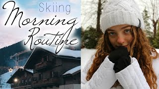 Ski Austria - SKIING MORNING ROUTINE in Austria 2017 🎿❄️