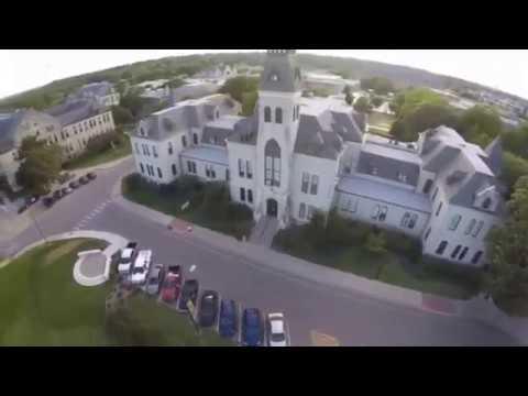 Kansas State Drone Video