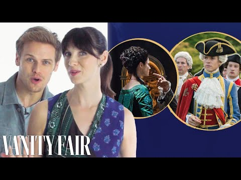 'Outlander' Stars Recap Seasons 1 & 2 in 9 Minutes | Vanity Fair