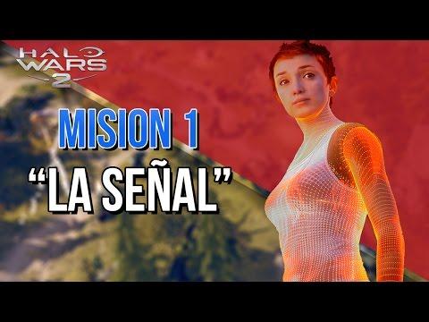 Misión 1   Halo Wars 2   Español Latino   1080P
