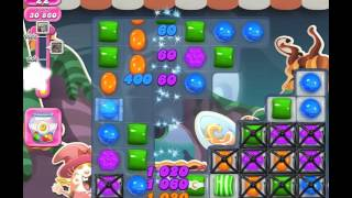 Candy Crush Saga Level 1297 (No booster, 3 Stars)