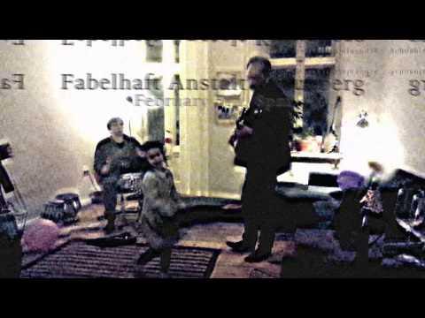 Thursday's Waterhole Sessions - Clark Nova Five live in Fabelhaft Bar, Kreuzberg