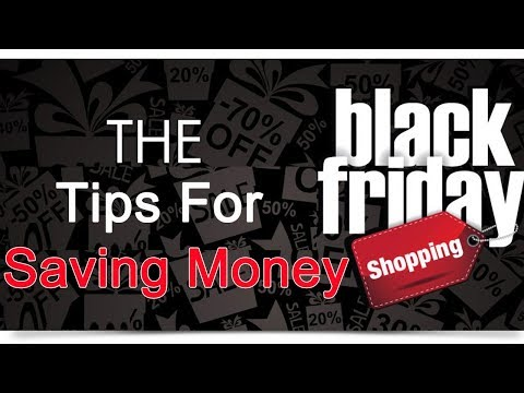 Tips For Saving Money on Black Friday Sale + Big Prize Giveaway OMGqueen.com
