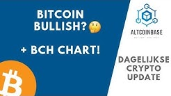 Altcoinbase: Bitcoin bullish? 🤔 en Bitcoin cash chart!