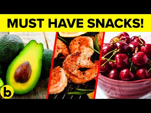 7 Summer time Snacks that Won t Cause Bloat