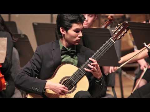 Concerto for Guitar in D Major (~1730) Antonio Vivaldi - Soloist Peter Varga