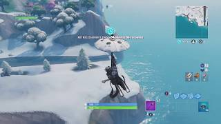 "Fortnite Ultimate Effort Challenges ""Visit Several Cascades 7/7"" Pass Combat Season 8 FREE!"