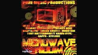 Sizzla - Push On (MicroWave Riddim) - Sept 2012 @Gazajaman