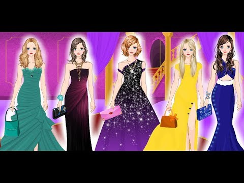 Royal Princess Prom Dress Up Free Dress Up Games For Girls By Ld Games Studio Youtube