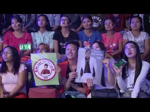 The X Factor Myanmar 2016 -Season1 (6th Live Show)