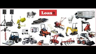 Hire farm equipment, tractor rates, machinery and farmquip hire
