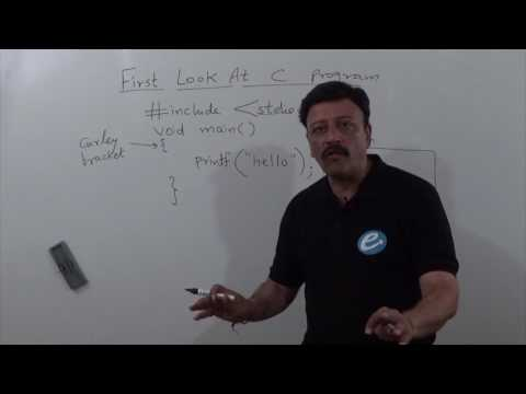 Structured Programming Approach(SPA) All Branches Sem || By Prof. Sameer Velenkar/ Edumateengg.com