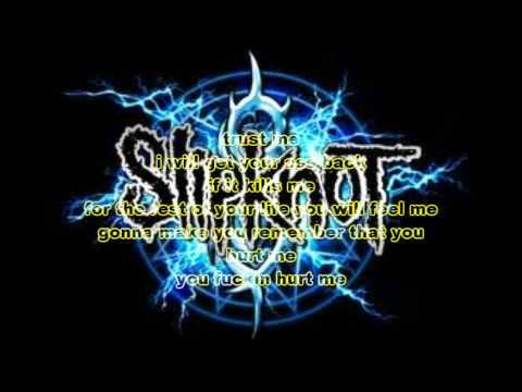 Slipknot-Black Heart Lyrics