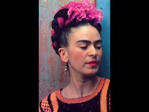 Frida Kahlo Braid YouTube