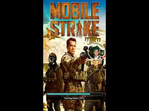Mobile Strike 101 - Testing on tiles.  Live stream