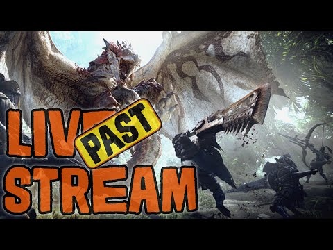 Slaying More Mansters | Monster Hunter: World thumbnail