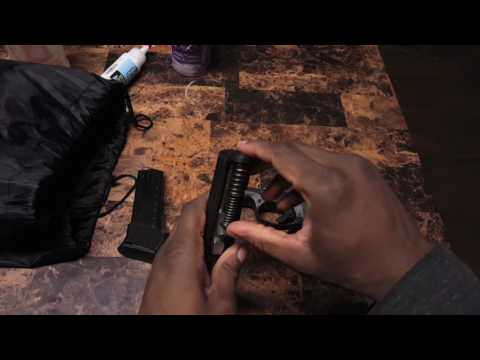 Ruger SR40C Break Down & Reassembly   Lead 2 Rights