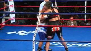 wbo world champion ana julaton vs angel gladney pt 2