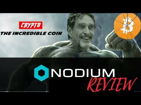 Proof Of Stake POS | Nodium Coin Review