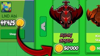 🔴Mope.io Livestream - I WILL BUY THE KING SHAH(DEVELOPER SKIN) IN THE SHOP TODAY!