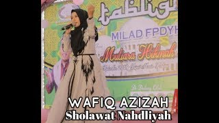Download Lagu Wafiq Azizah - Sholawat Nahdliyah mp3