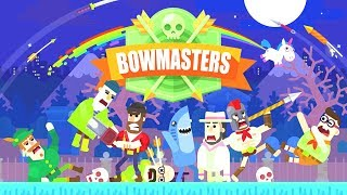 Bowmasters Part 3 New Characters Multiplayer Ragdolls and Mayhem Game