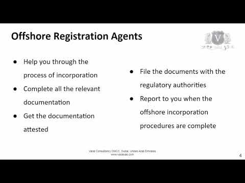 Offshore Companies Incorporation   Helpful Agent Essential