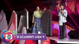 HEBOH! Sampai Naik dari HIDROLIK! Aksi Soimah Jadi Dancer di Penampilan Denilson Junior | DA Asia 4