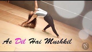[1.61 MB] Ae Dil Hai Mushkil   Dance Cover   Veena Babu   I:Vdance UK   Ranbir   Anushka   Aishwarya  