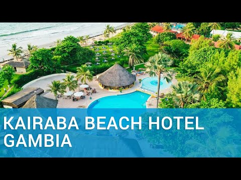 4 Kairaba Beach Hotel In Kololi