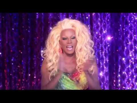 RuPauls Drag Race  Lip Sync: Carmen Carrera VS Raja