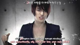 DBSK 동방신기 - Wrong Number FMV (Lip Only Ver) [eng + rom + hangul + karaoke sub]