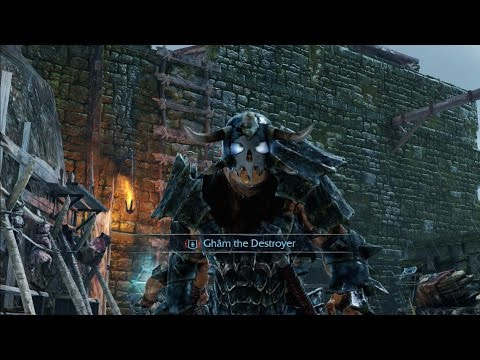 Middle Earth: Shadow of Mordor WARCHIEF CHANTING