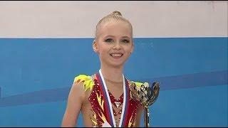 Открытый Кубок края по художественной гимнастике прошёл в Уссурийске