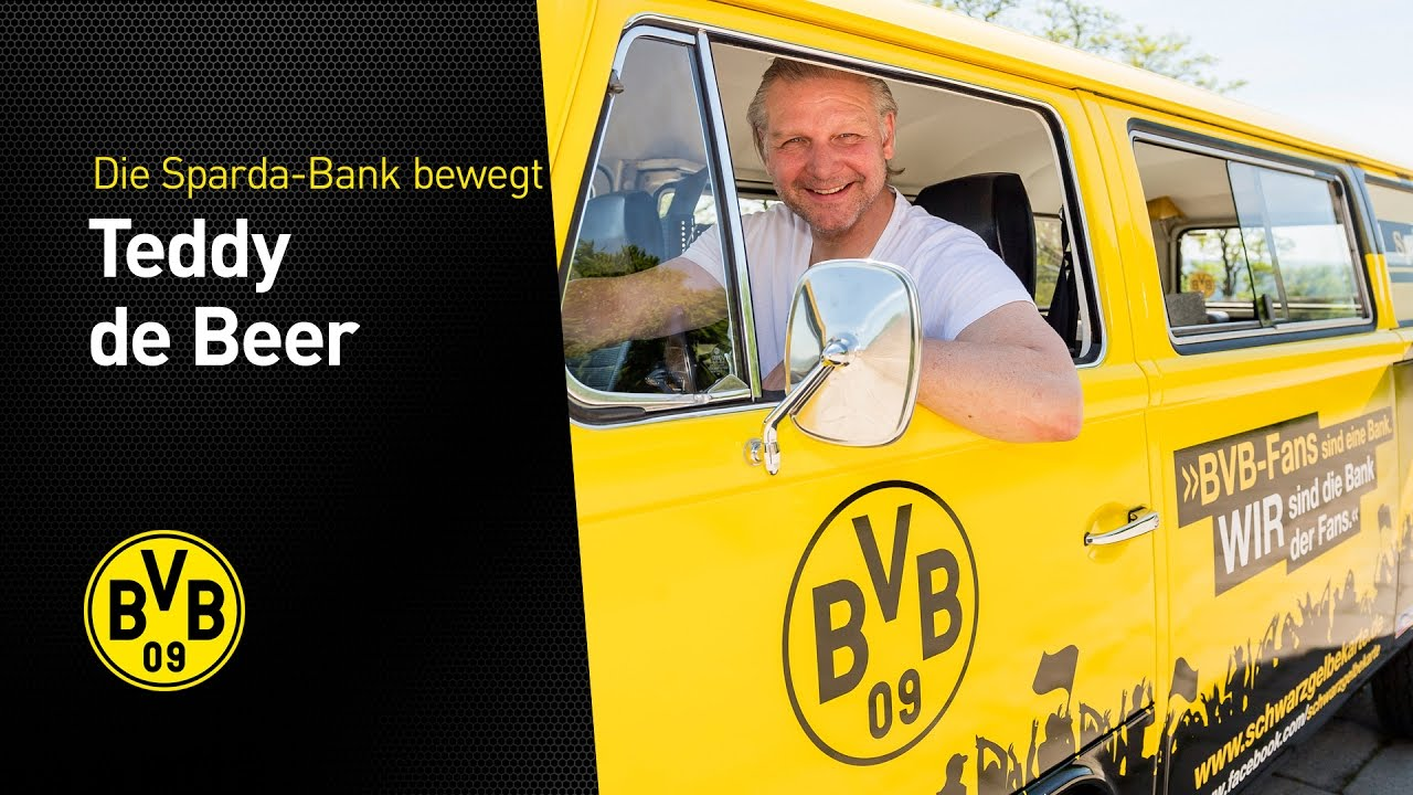 """Die Sparda-Bank bewegt..."" mit Teddy de Beer (Ausschnitt)"