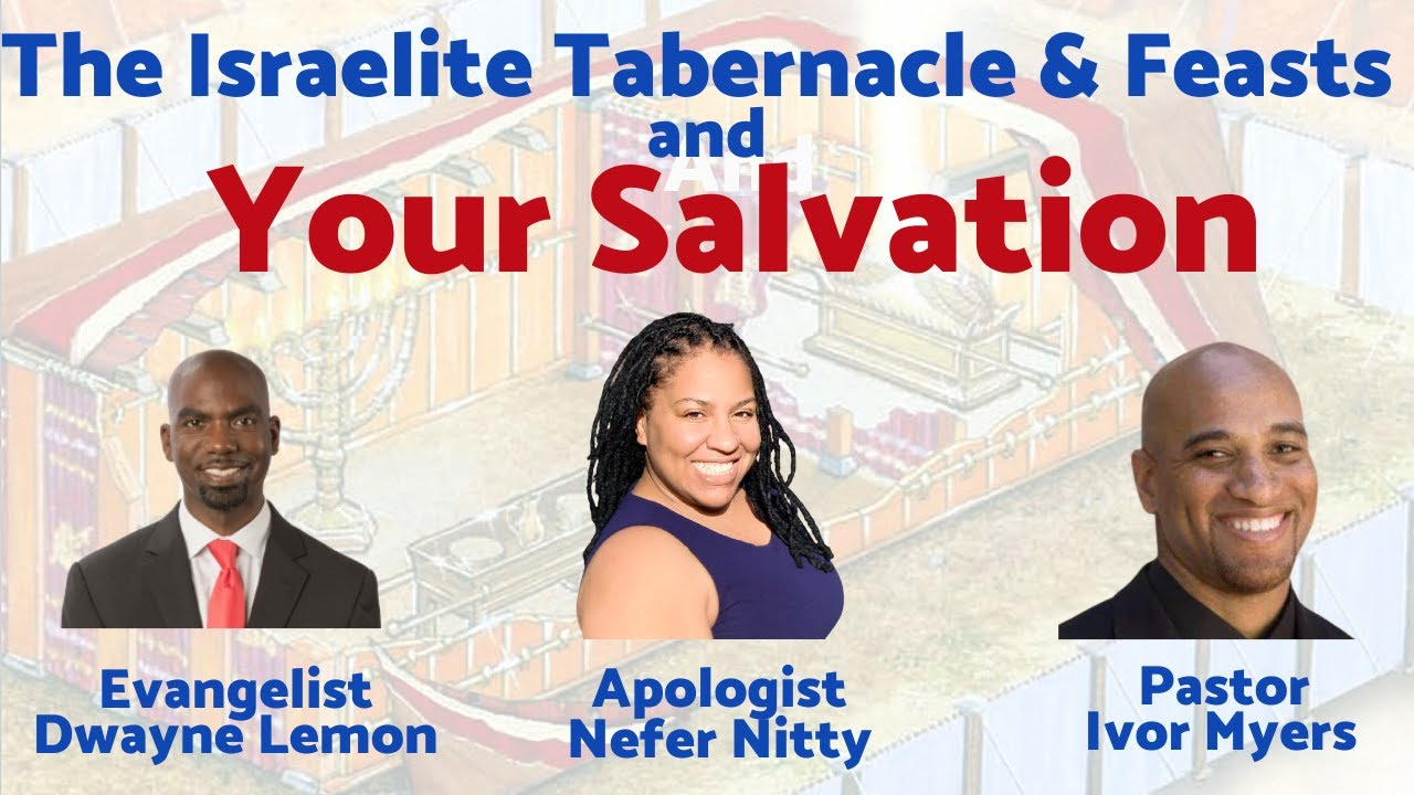 What do the Tabernacle & Feasts Have to do with Your Salvation?