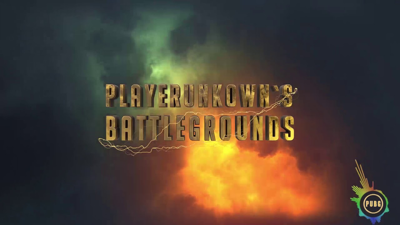 PUBG 3D METAL BGM Sample - YouTube
