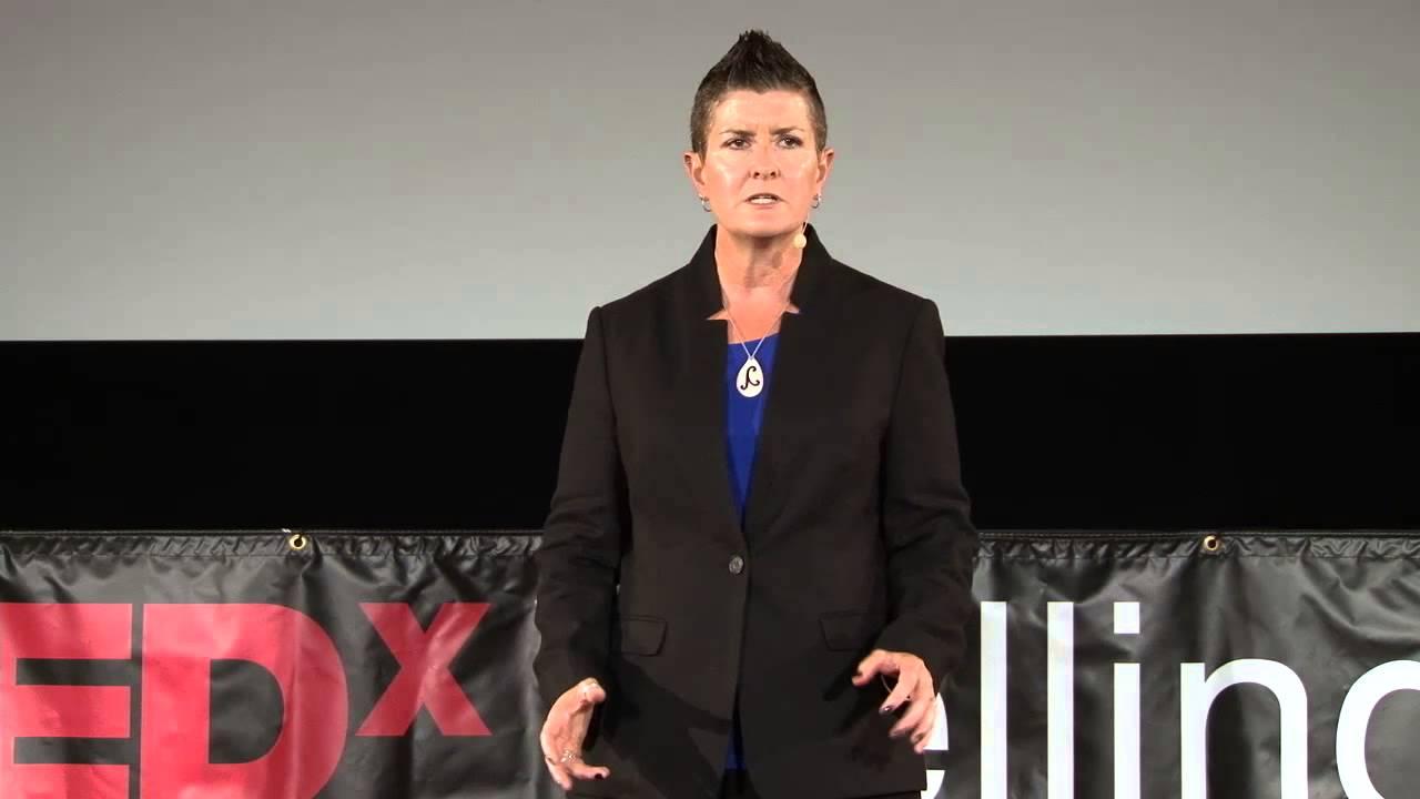Hearing The Voices Of Our children | Deborah Morris-Travers | TEDxWellington