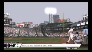 MLB 2K11 PS3 Gameplay HD