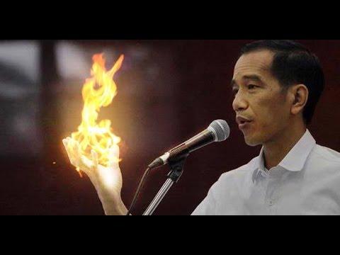 [FAKTA] Jokowi adalah illuminati dan 6 Organisasi Hitam Lainya