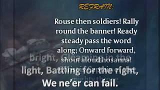 Sound the battle cry.wmv