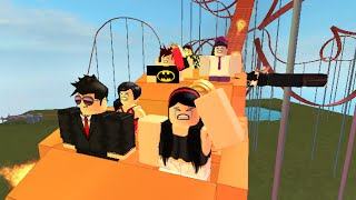 ROBLOX - Final Destination 3 Roller Coster Crash Disaster
